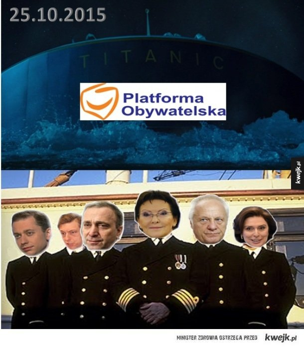 fotomontaż - wybory 2015