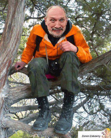 Antoni Macierewicz - Fotomontaż