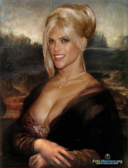 Mona Lisa - Laska