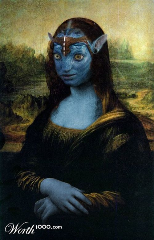 Mona Lisa - avatar