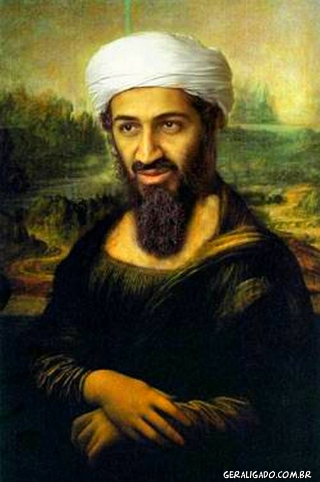 Mona Lisa - Ben Laden