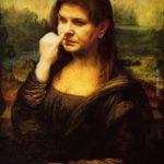 Mona Lisa - Beata Szydło