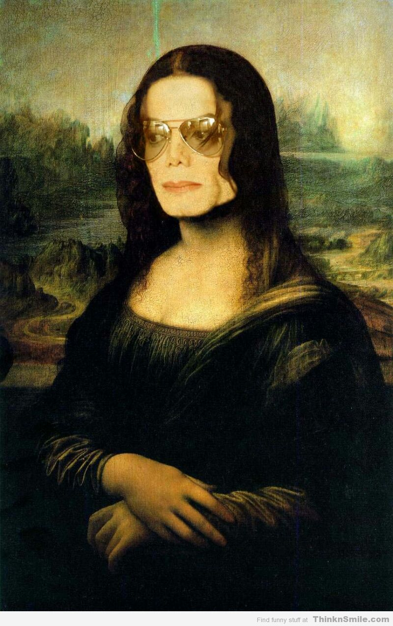 Mona Lisa - Michael Jackson