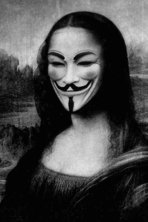 Mona Lisa - Anonymous