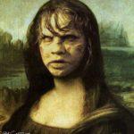 Mona Lisa - zombi
