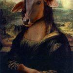Mona Lisa - Krowa