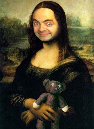 Mona LIsa - Jaś Fasola