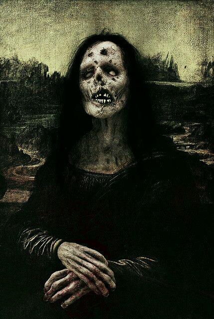 Mona Lisa - Trup